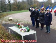Commémoration ( Blanzy )