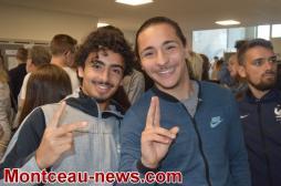 Bac 2018….Voir la VIDEO au lycée Parriat (Montceau-les-Mines)
