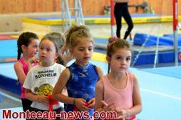 Fête du CSL Gymnastique (Saint-Vallier)