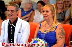 Montceau-les-Mines : anniversaire de mariage