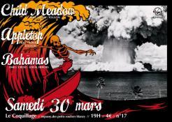 Au bar Le Coquillage à  Blanzy le 30 mars (Sortir)