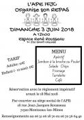 Saint-Vallier - Association de parents d'élèves de l''école IFJC (Sortir)