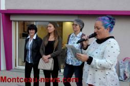Montceau-les-Mines: Inauguration des locaux