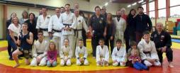 Arts martiaux combat Montceau