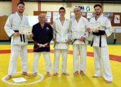 Association Arts martiaux combat de Montceau les mines