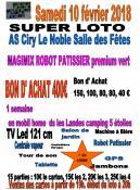 Ce samedi soir à Ciry-le-Noble (Sortir)
