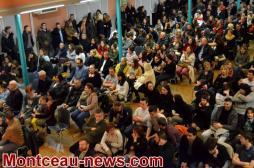 Montceau-les-Mines: lycée Henri Parriat