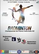 Badminton club Blanzy
