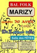 Organisé par l'atelier danse Trad de Marizy (Sortir)