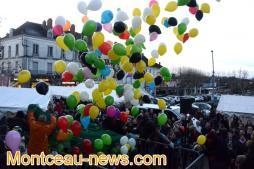 Montceau-les-Mines: Téléthon 2017