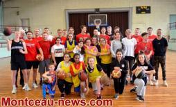 Montceau-les-Mines : Basket Montceau Bourgogne