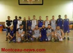 CSL Basket Saint-Vallier : Du Monde en Tribune et Du Spectacle sur le terrain