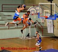 Montceau-les-Mines: Basket