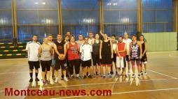 CSL Saint Vallier Basket: Une reprise tout en sourires!