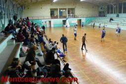 Basket Montceau Bourgogne : Défaite des SM1 à domicile contre Bligny