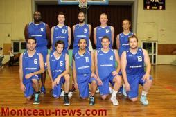 Basket Masculin (Montceau): Les Seniors 1 du BMB démarrent par une victoire sur Cosne!