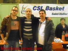 CSL Basket (Saint-Vallier) : Les 40 ans du club en grandes pompes ce samedi à Sanvignes