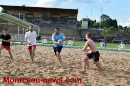 Beach Rugby c'est parti à fond du 10 au 17 juin