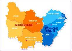Région «Bourgogne – Franche-Comté»