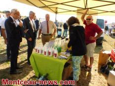 Foire artisanale et agricole ( Les Bizots)