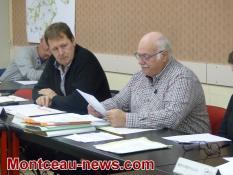 Les Bizots :  Conseil municipal