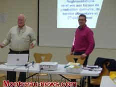 Fédération départementale des restaurants scolaires 71 ( Les Bizots)