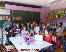 Réactualisé : La rentrée scolaire à Blanzy