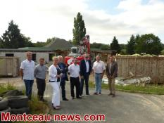 Syndicat intercommunal du Vernoy (Blanzy)