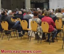 Blanzy / Réunion publique : journée du 17 novembre