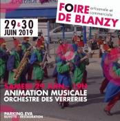 Blanzy : Animation musicale
