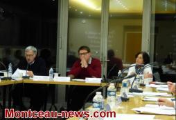 Conseil municipal de Blanzy
