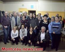Saint-Vallier : Les anciens de chez Blanchard