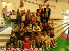 Rentrée scolaire 2018 àBlanzy
