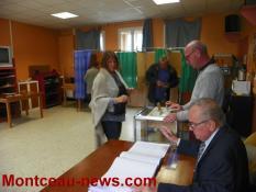 Second tour de l'élection présidentielle 2017 (Blanzy)
