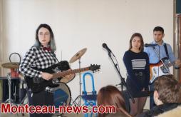 Journée Vivre ensemble au lycée Haigneré de Blanzy VOIR NOTRE VIDEO