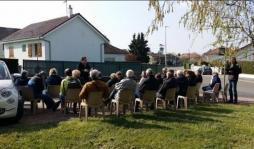 Blanzy : Réunion publique quartier de Savigny