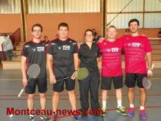 Badminton Club Blanzynois (Blanzy)