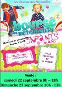 """Association """"les z'occaz des fripouilles"""" (La  Guiche)"""