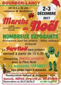 Marché de Noël à Bourbon-Lancy