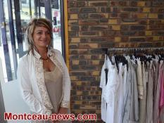 Montceau-les-Mines :  Inauguration de la 1ère boutique éphémère