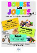 Bourse aux jouets (Bourbon-Lancy)