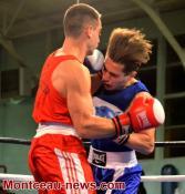 Montceau-les-Mines: boxe amateur