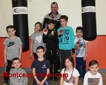 Boxing club Pouilloux – Championnats de Bourgogne