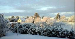 Vos photos de neige…
