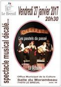 Spectacle musical décalé.... (Le Breuil)