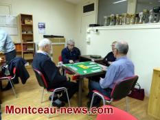 Montceau-les-Mines : Bridge Club