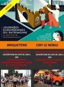 Journées du patrimoine à la Briqueterie (Ciry - Sortir)