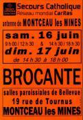 Secours Catholique (Montceau-les-Mines)
