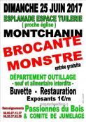 """Brocante """"monstre"""" à Montchanin"""