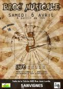Hit by The Rock organise sa première Brocante musicale.!!! (Sortir)